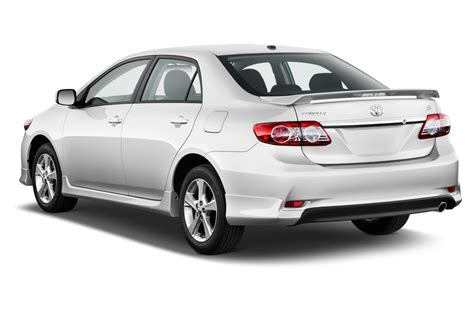 2012 Toyota Corolla Reviews