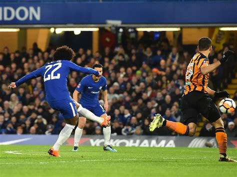 Chelsea vs Hull City – FA Cup fifth round as it happened ...