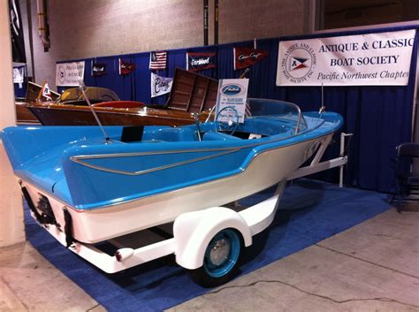 Seattle Classic Boat Show by Pacific Northwest Chapter Presents Before After At