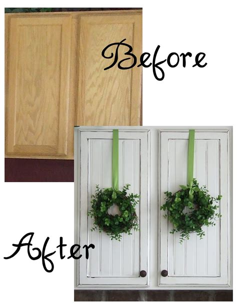 What Paint To Use On Kitchen Cupboard Doors by Hang Wreaths On Cabinet Doors With Ease Just Use Command