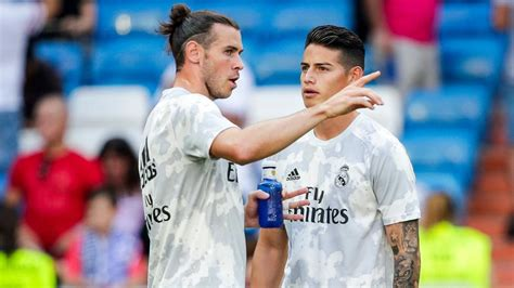 James Rodriguez told to make England switch