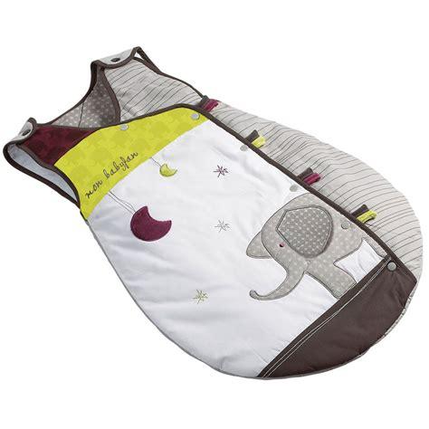 chambre de bébé aubert india sac nid ouatiné de sauthon baby déco sacs nid aubert