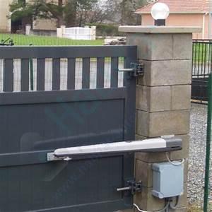 Portail Battant 5 Metres : motorisation pour portail battant toona kit 5016 sur habitat automatisme ~ Nature-et-papiers.com Idées de Décoration