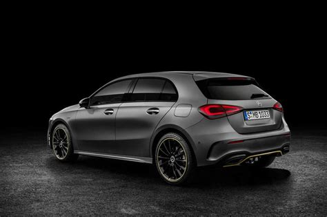 Mercedes-benz A-class (2019) Revealed