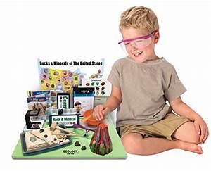 Ben Franklin Toys Geology Lab Pad Science Kit