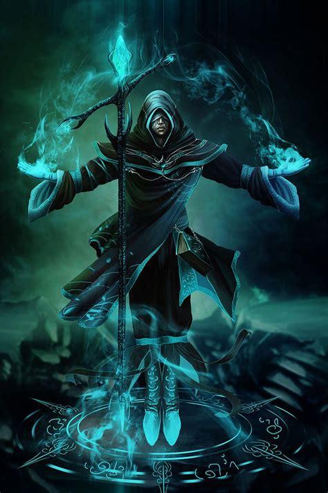 Wizard By Tiraowl On Deviantart  Fantasyd&d Stuff