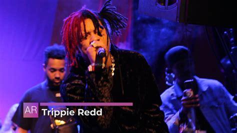 trippie redd  performance alexus renee celebrity myxer