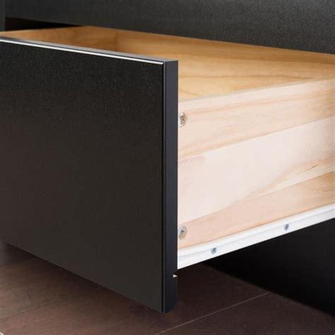 king bookcase platform storage bed king bookcase platform storage bed in black bbk 8400 kit
