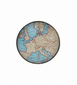 Bouton De Meuble Vintage : bouton de meuble vintage carte du monde style vintage ~ Melissatoandfro.com Idées de Décoration