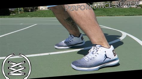 Air Jordan Xxxi 31 Low Performance Review Youtube
