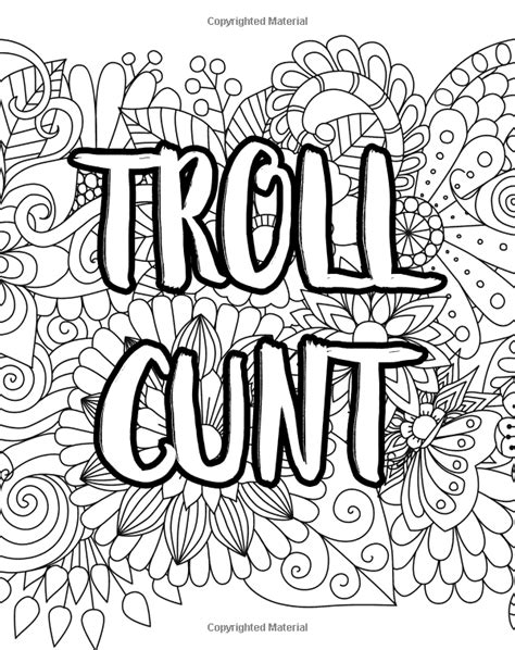 Potty Mouth 2: A Coloring Book for Sweary Adults: J A