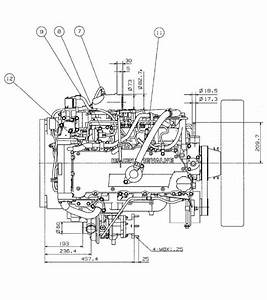 Isuzo Marine Diesel Engine Ignition Diagram