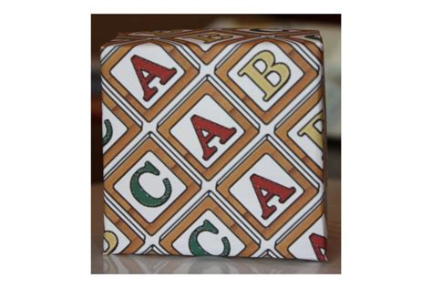 Custom gift boxes she will love. Baby Shower Favor Boxes ABC Favors Guest Baby Boxes ABC ...