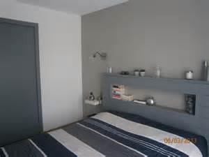 suite parentale photo 1 1 voila peinture finie With modele de chambre peinte