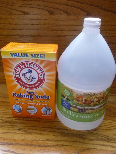 vinegar soda baking cleaning clean almost everything natural dish soap towels household bottle bakingsoda team tips recipes smelly