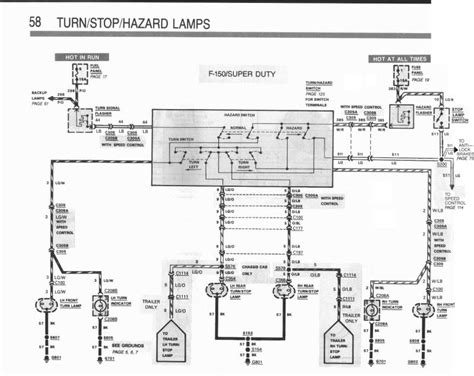 89 Ford E 250 Fuse Diagram by Turn Signal Fuse Keeps Blowing Ford Truck Enthusiasts Forums