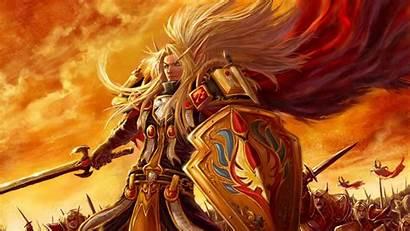 Warcraft Wallpapers Computer Knight Pixelstalk