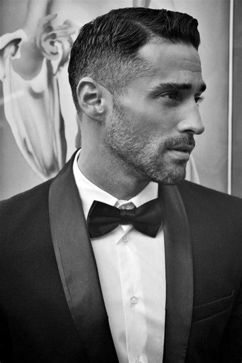 professional hairstyles  men  stylish form  success