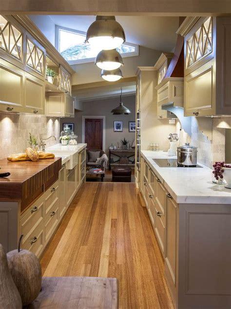 cuisine en longeur aménager une cuisine en longueur 20 exemples pour vous