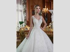20 Elegant Ball Gown Wedding Dresses – WeNeedFun