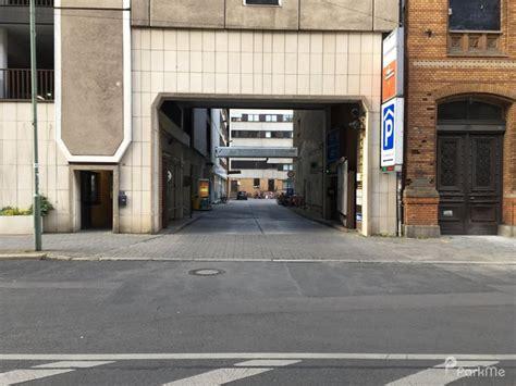 Dorotheenstraße 30 Garage  Parkplatz In Berlin Parkme