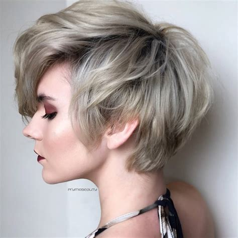 top  trendy  maintenance short layered hairstyles