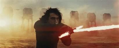 Jedi Wars Last Star Kylo Shot Samurai