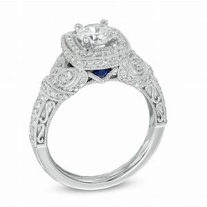 vera wang white gold and engagement rings on pinterest With vera wedding rings