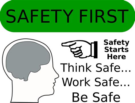Safety Clip Clipart Safety