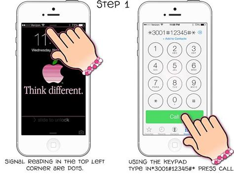 iphone signal strength guide signal strength changing dots to decibels