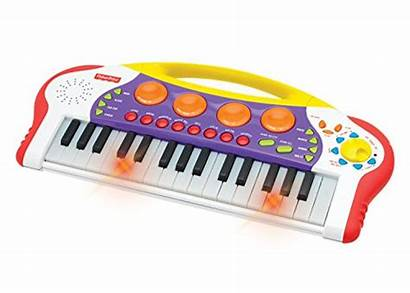 Keyboard Fisher Keys Piano Musical Games Teaching