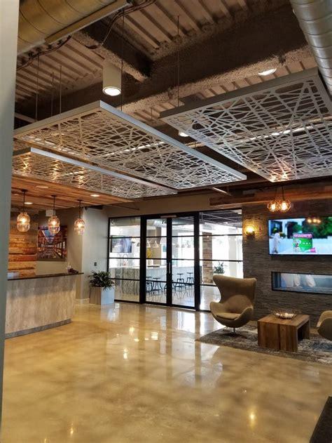aluminum composite suspended ceiling panel system