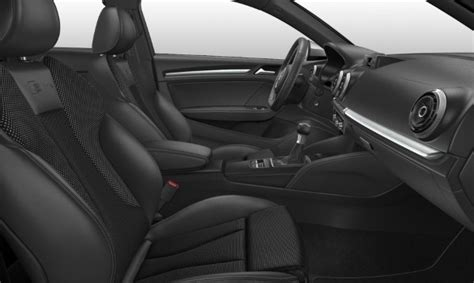 audi a3 s line interieur audi a3 s line pricing specification costs carwow