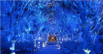 platinum touch events winter wedding inspiration