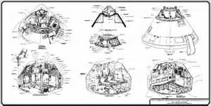 Apollo Spacecraft Diagram  Page 3