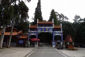 Golden Temple, Golden Temple Park, Kunming Jindian ...