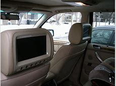Headrest DVDs, BMW X5 2001 Xoutpostcom