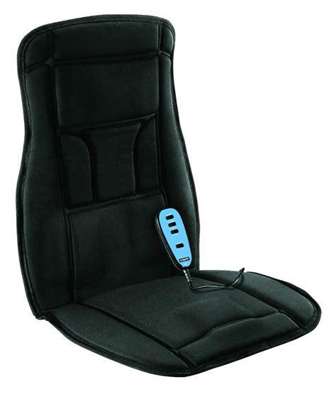 conair body benefits heated massaging cushion review