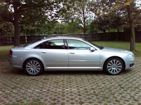 Audi A8 Modification by G8oos 2006 Audi A8 Specs Photos Modification Info At