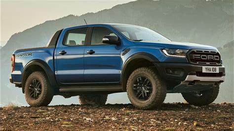 ford ranger raptor high performance pickup truck ford