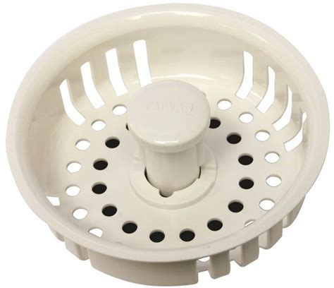 kitchen sink basket strainer replacement plumbpak pp820 26 replacement sink basket strainer with 8447