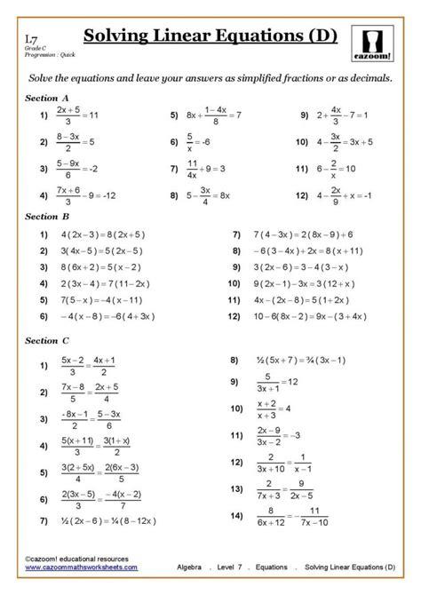 grade 7 math worksheets free worksheet mogenk paper works