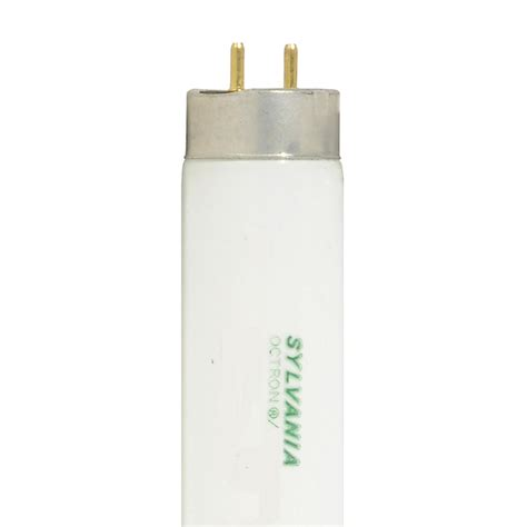 brightest fluorescent shop light shop sylvania 24 pack 94 in single pin t8 59 watt 3500 k