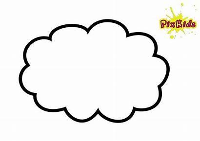 Wolke Zum Malvorlage Kostenlos Wolken Ausmalen Ausmalbild