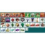 Spriters Resource Sheet Icons Pc Infinity Disney