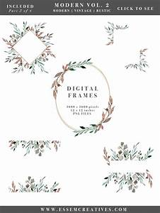 watercolor leaves wreaths clipart diy watercolor wedding With wedding invitation with watercolor leaves and butterflies