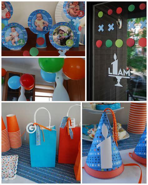 project decoration birthday decorations diy 1st birthday party theme idea hugs and kisses xoxo