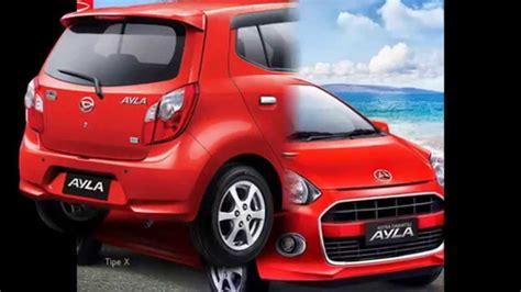 Harga Mobil Ayla Manado 2019