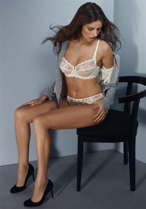 ordinary lingerie model camille piazza barnorama