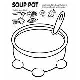 Soup Pot Coloring Pages Crayola Erase Dry Play Activity Center sketch template